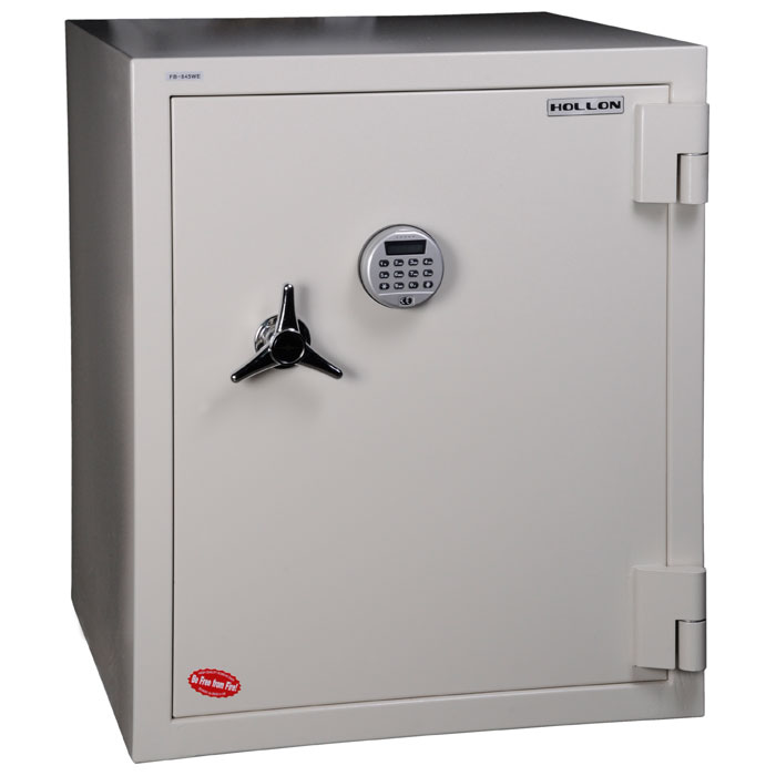 2 Hour Fire & Burglary Safe w/ Electronic Lock - FB-845WE - HOL-FB-845WE