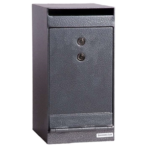 Drop / Deposit Safe w/ Key Lock - HDS-01K