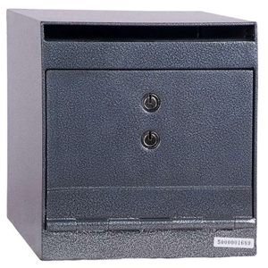 Drop / Deposit Safe w/ Key Lock - HDS-02K
