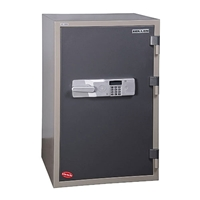 Fireproof Data Safe w/ Electronic Lock - HDS-1000E