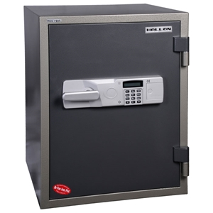 Fireproof Data Safe w/ Electronic Lock - HDS-750E