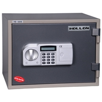2 Hour Fireproof Home Safe w/ Electronic Lock - HS-310E