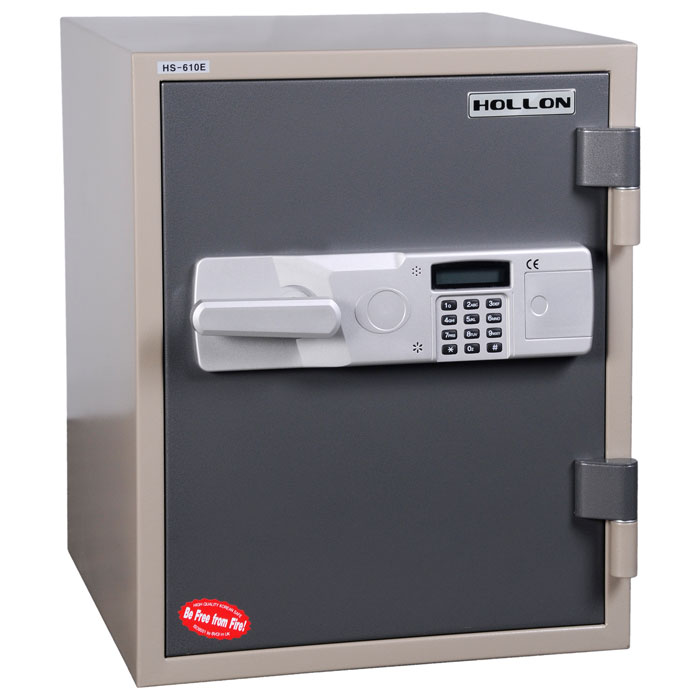 2 Hour Fireproof Office Safe W Electronic Lock Hs 610e Hol