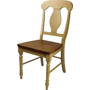 Napoleon Dining Chair - Honey and Sand