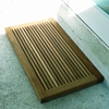 Greenface Reclaimed Teak Doormat in Natural Finish - INF-11560