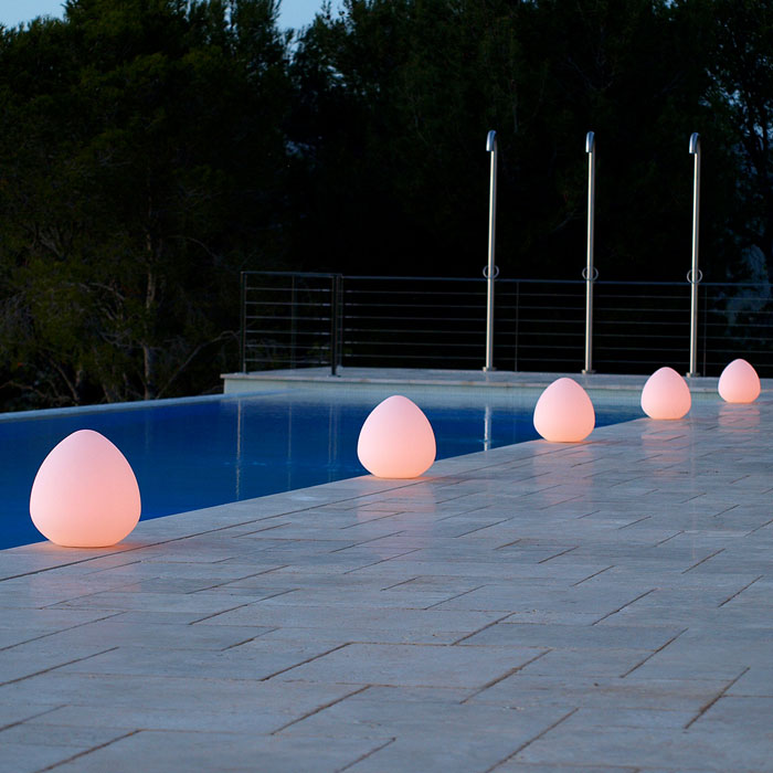 Rocky Waterproof Rechargeable LED Lighting - INF-11652