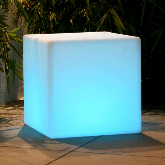 Cube Waterproof Rechargeable LED Lighting - INF-12024
