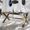 Greenface Teak Outdoor Dining Set - INF-12031