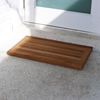 Le Spa Teak Wood Doormat in Natural Finish - INF-1309
