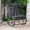 Mandalay Wrought Iron Rocker - INTC-3453