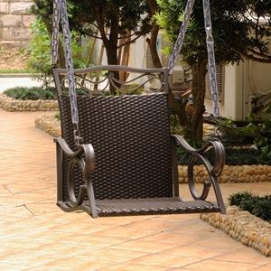 Steel Hanging Patio Swing