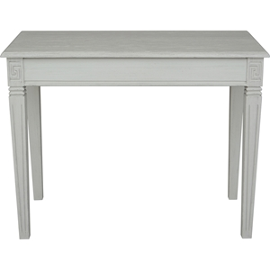 Ashbury Arte Writing Desk - Rectangular, Antique Gray