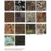 Phenomenal Bali Rattan Swivel Rocker Chair Tufted Tapestry Cushion Machost Co Dining Chair Design Ideas Machostcouk