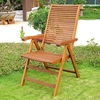 Royal Tahiti Freeport Folding Armchair - Balau Hardwood (Set of 2) - INTC-TT-PC-102