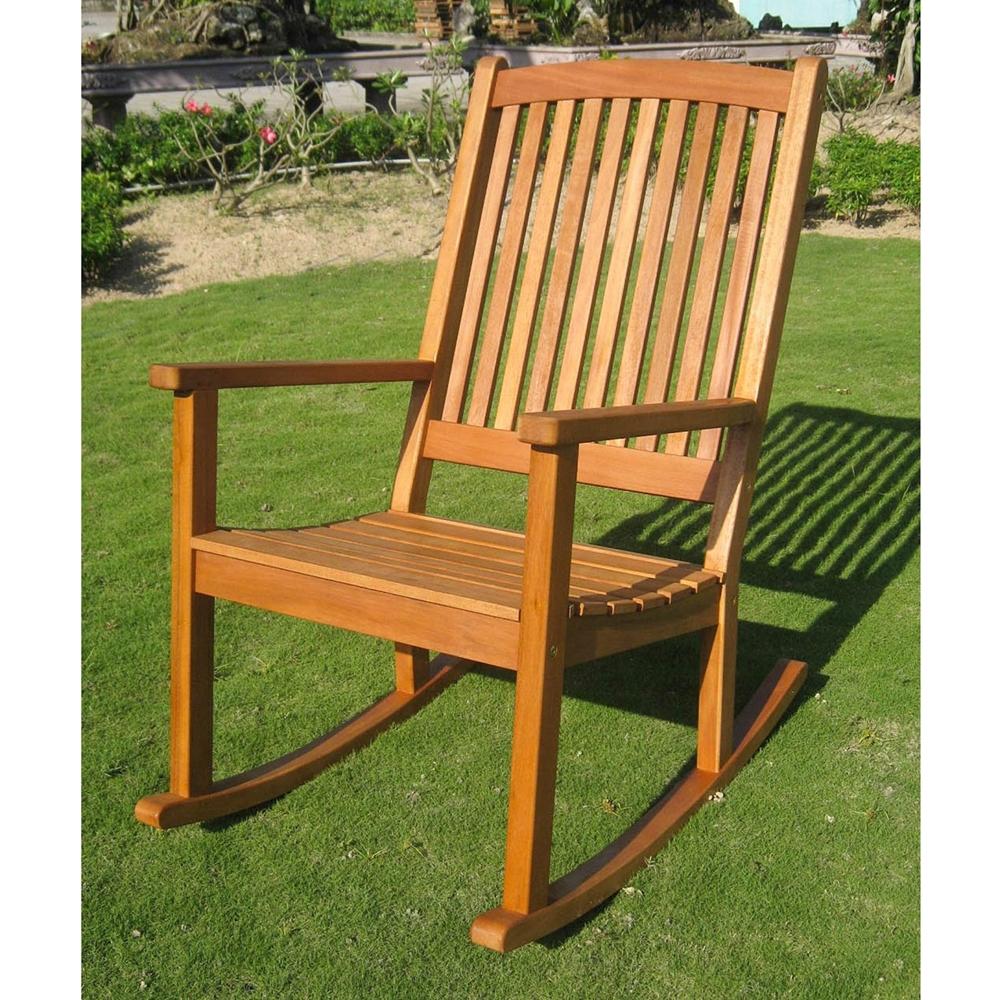 Royal Tahiti Large Patio Rocker Chair Dcg Stores