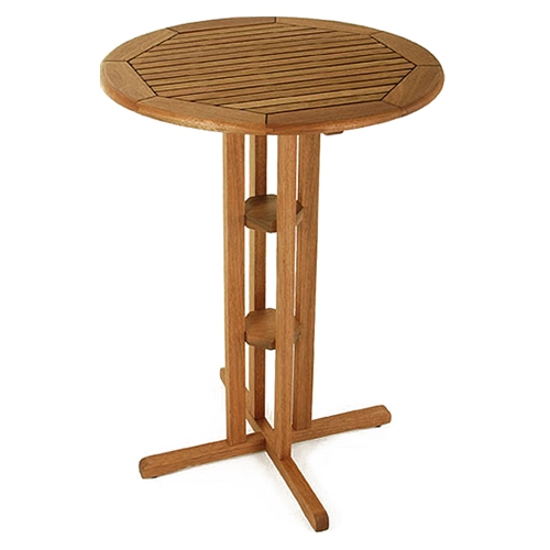 Tivoli Bar Height Outdoor Bistro Table DCG Stores