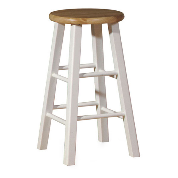 Wooden 24quot Counter Height Round Top Stool DCG Stores : 1s02 roundtop stool 424 from www.dcgstores.com size 600 x 600 jpeg 43kB