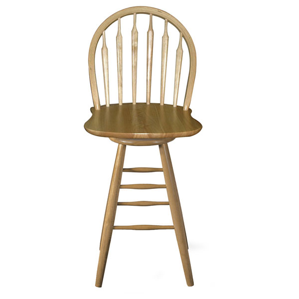 "Windsor 30"" Arrowback Bar Stool"