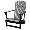 Black Adirondack Chair - IC-C-51902