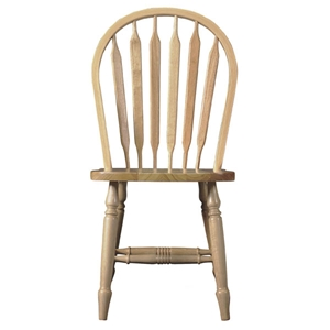 High Arrowback Dining Chair