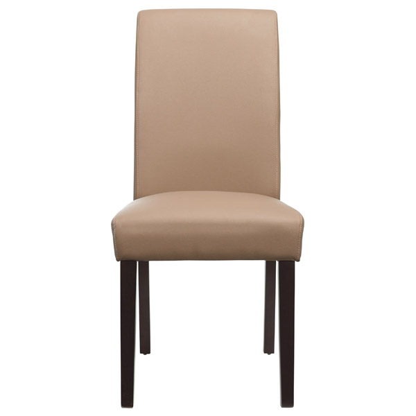 Parson java upholstered dining chair dcg stores - Upholstered chairs for small spaces concept ...
