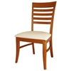 Roma Dining Chair with Upholstered Seat - IC-CXX-21UPP