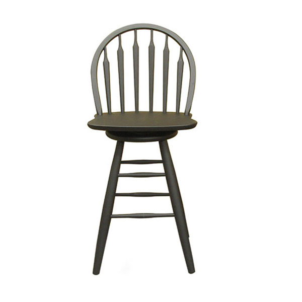 Arrowback Swivel Counter Stool - IC-SXX-612