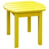 Outdoor Adirondack Yellow Side Table - IC-T-51903