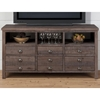 "Falmouth 60"" Media Unit - Weathered Gray - JOFR-067-60"