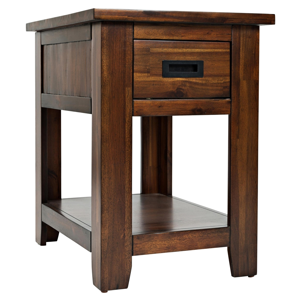 Coolidge corner 1 drawer chairside table dcg stores for 1 drawer table