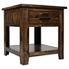 Cannon Valley Square End Table - JOFR-1510-3