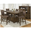 Cannon Valley 5 Pieces Dining Set - JOFR-1511-380KD-72TBKT-SET
