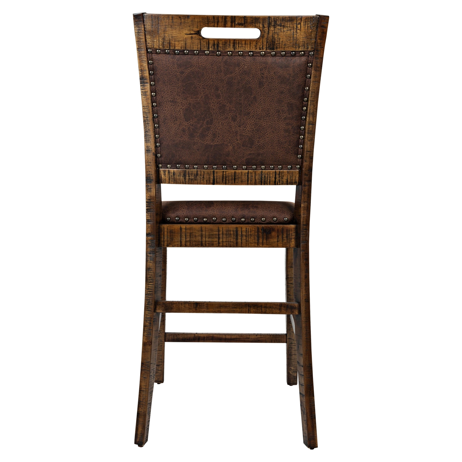 Cannon Valley Upholstered Back Counter Stool - JOFR-1511-BS380KD