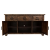 "Cannon Valley 60"" Media Unit - JOFR-1512-60"
