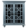 Brighton Park Accent Chest - Cornflower Blue - JOFR-1520-31