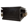 Natural Origins Cocktail Table - 2 Drawers, Wellfleet Weathered Gray - JOFR-1575-1