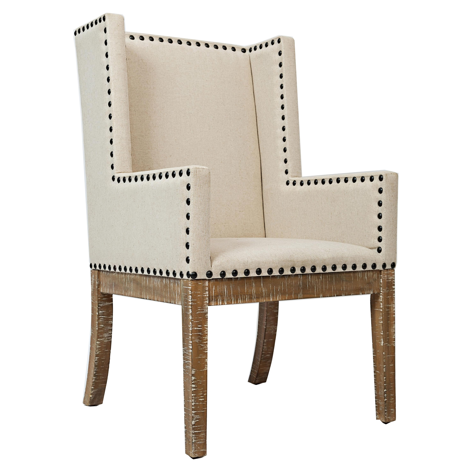 Pacific Heights Upholstered Chair - Bisque - JOFR-1590-198KD