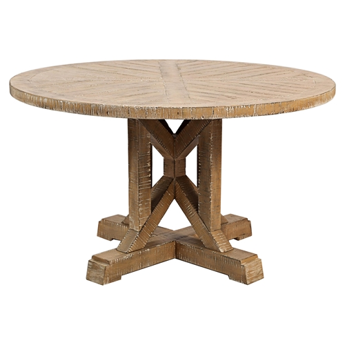 pacific heights 32 round cocktail table bisque dcg stores