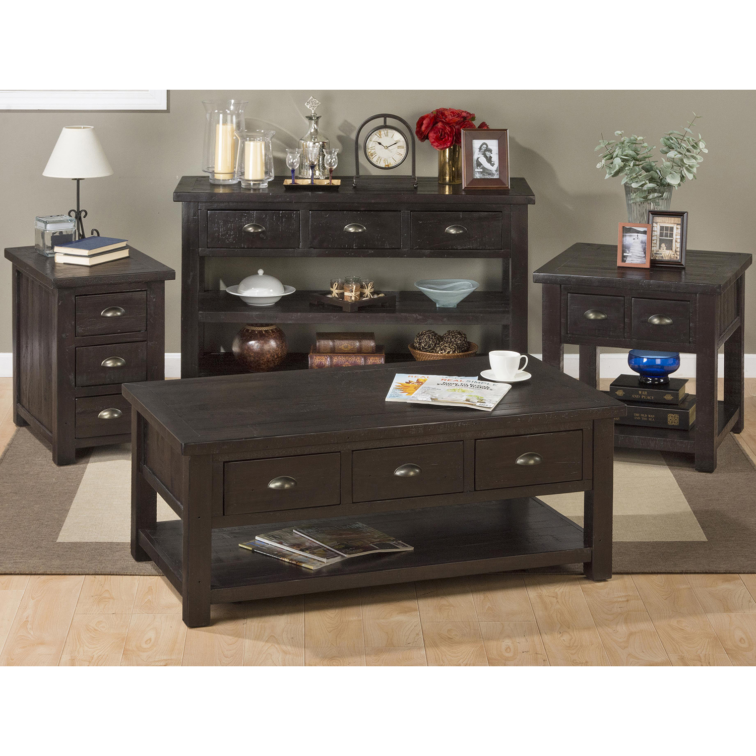 Prospect Creek End Table - JOFR-258-3