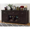 "Prospect Creek Pine 70"" Media Unit - JOFR-260-70"