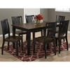 Braden Rectangular Dining Table - Antique Black - JOFR-272-60