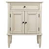 Avignon Small Accent Cabinet - Ivory - JOFR-2900