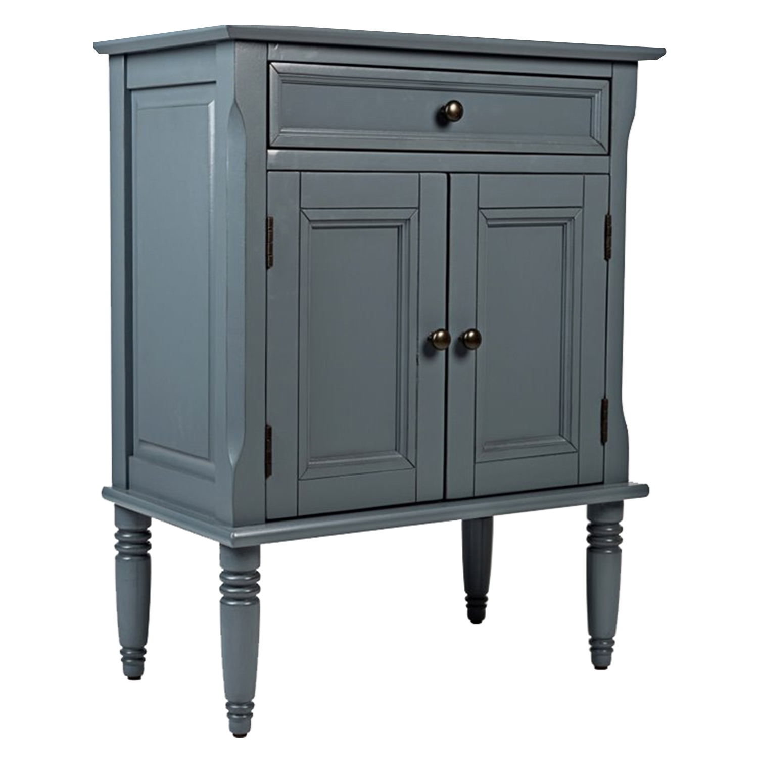 Avignon Small Accent Cabinet - Cornflower Blue - JOFR-2902