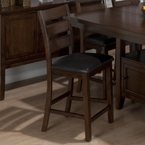 Taylor Ladder Back Stool - Cherry