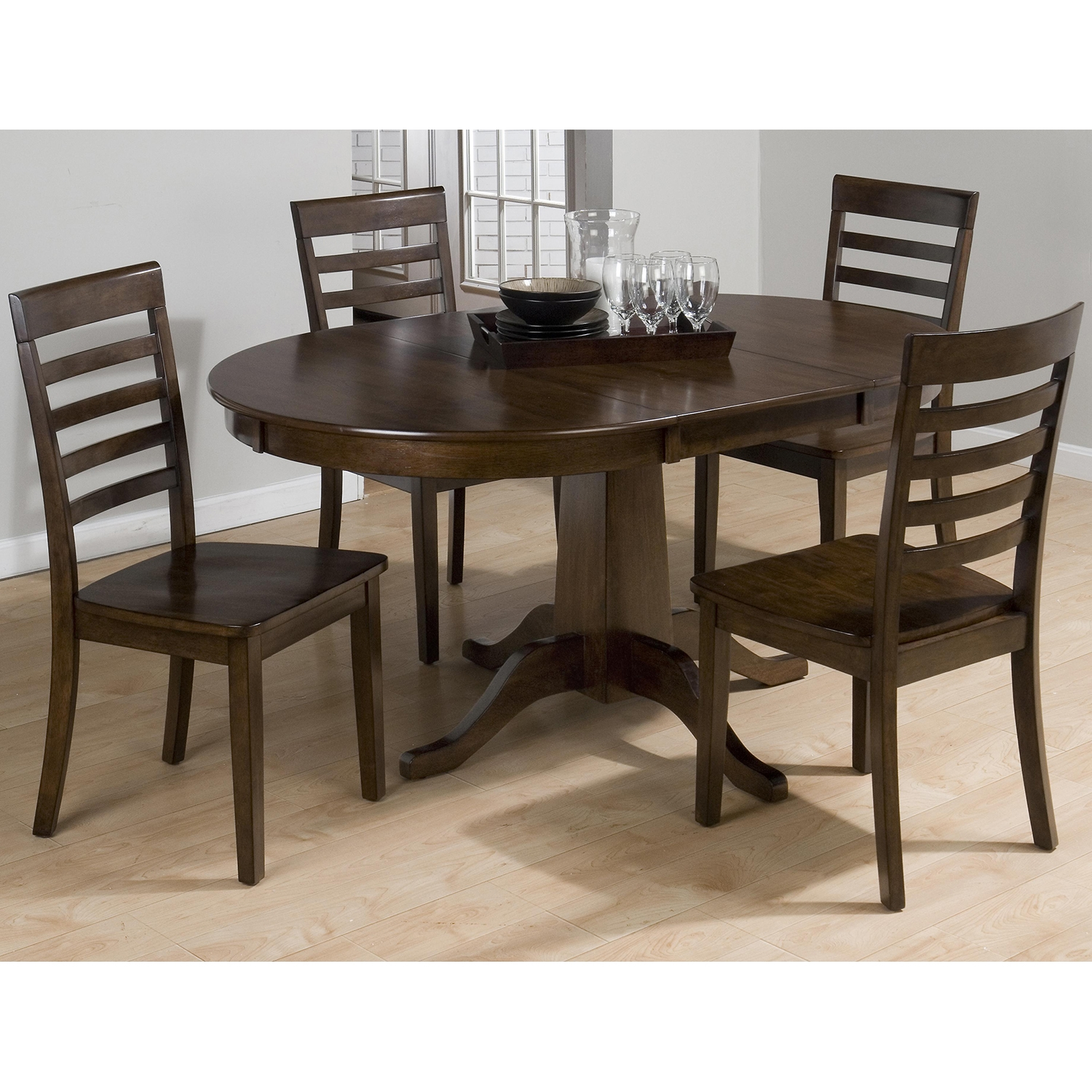 Richmond Extension Dining Table - Cherry - JOFR-342-60TBKT