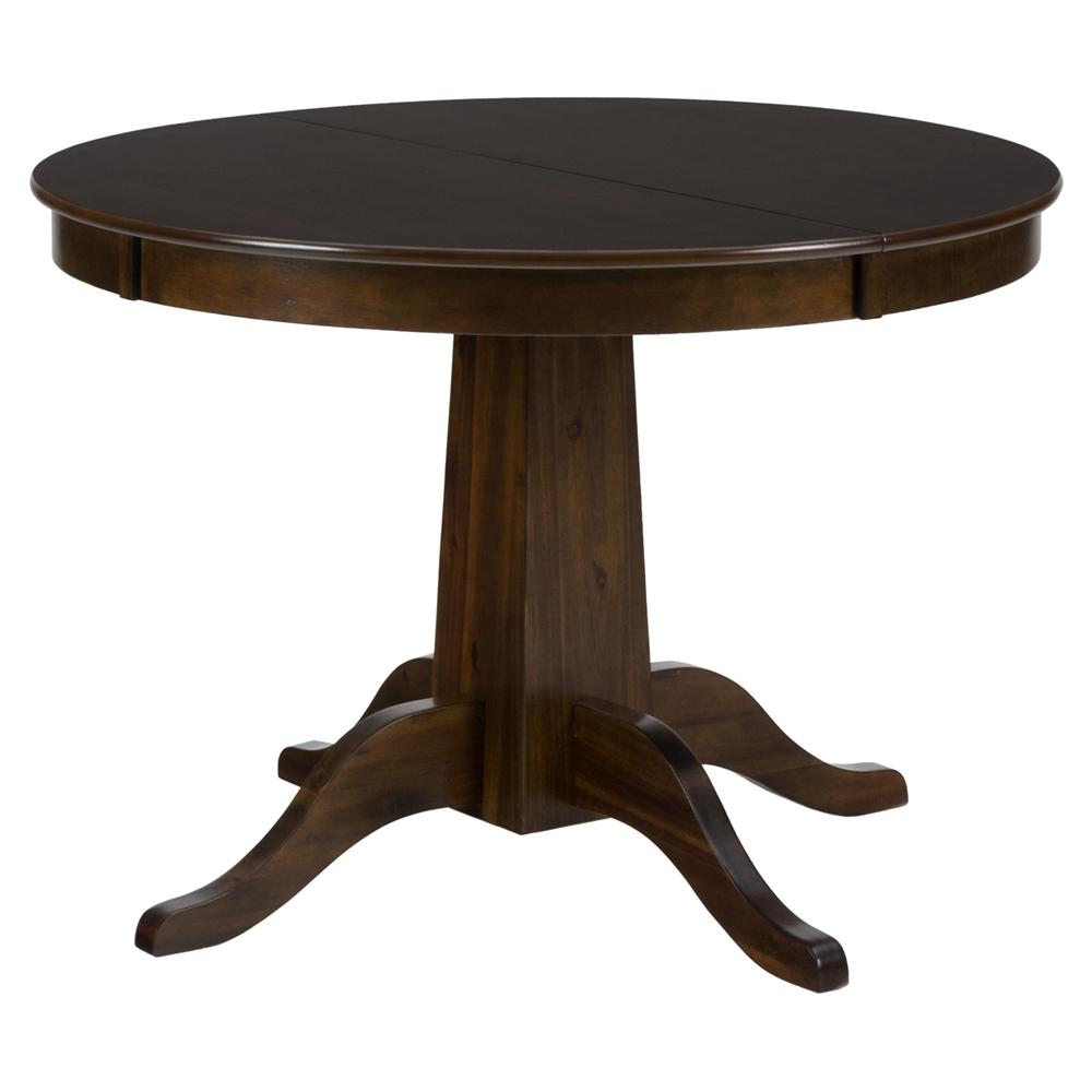 Richmond extension dining table cherry dcg stores for Cherry dining table