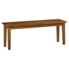 Simplicity Bench - Honey - JOFR-352-14KD