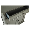Avignon Accent Cabinet - Storm Gray - JOFR-39033A