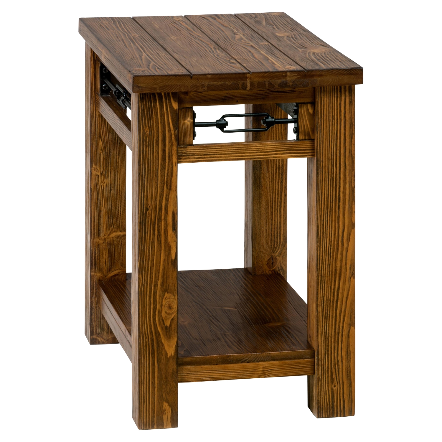 San Marcos Rectangle Chairside Table - JOFR-463-7