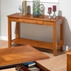 Sedona Sofa Table - Oak - JOFR-480-4